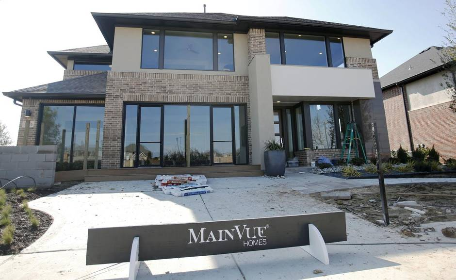 New Contemporary Modern Designed Homes In Frisco Life In