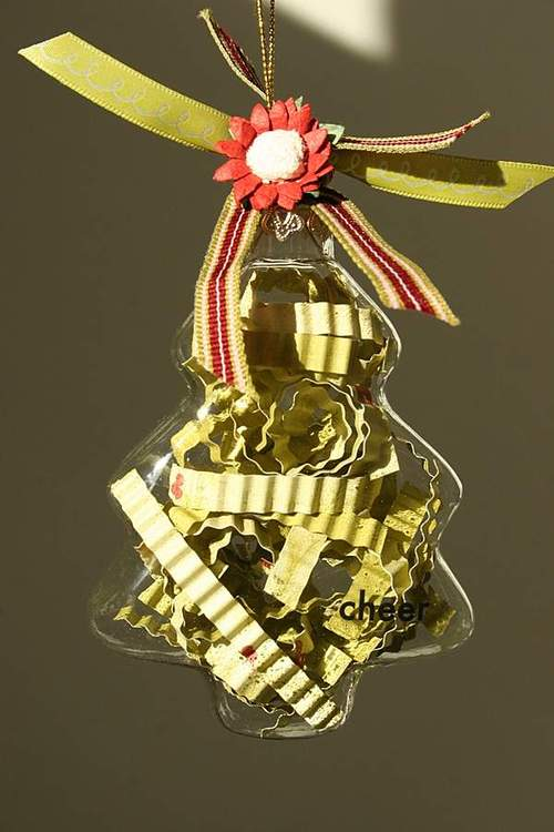 Chatterbox Christmas Ornament